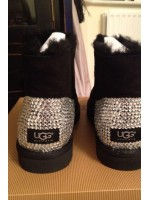 Customised Crystal Adult's Ultra Short Uggs