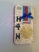 "Customised iPhone Case ""Help 4 Heroes"""