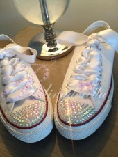 Customised Adult Converse Classics - Pick Your Own Colour & Style