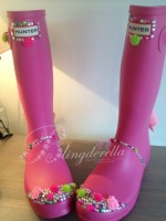 "Customised Adult's Mid Hunter's ""Festival Flower Power"""