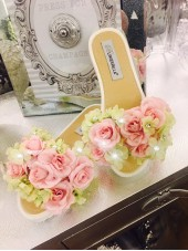 Blingderella Exclusive Sliders Floral