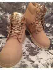 Customised  Adult's Biscuit Timberlands