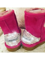 Customised Crystal Adult's Blingderella Uggs