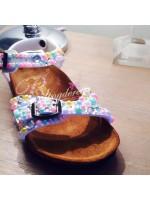 Customised Crystal Children's Birkenstocks