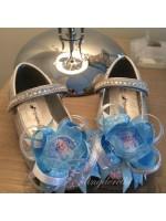 "Girls 'Elsa"" Crystalised Shoes"