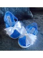 Blingderella Exclusive Children's Jelly Sandals
