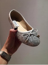 Customised Blingderella Glitter Pumps All Colours