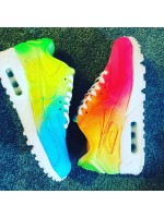Neon Nike Air Max, Adults