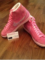 Customised Crystal Adult's Nike Blazers - Pick Your Own Colour