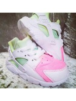 Customised Crystal Adult's Melon Tie Dye Huarache