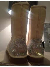 OFFER Crystal Adult's Classic Short Sand Uggs