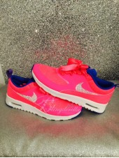 Children's Crystal Pink Nike Theas