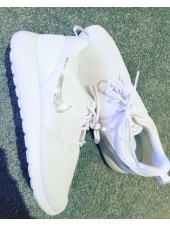 Customised Crystal Children's Nike Roshe