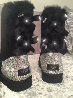Customised Crystal Children's 2015 Uggs Part 1