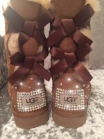 Customised Crystal Adult's 2015 Uggs Part 2